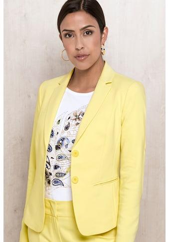 bianca Kurzblazer »CELESTE«, in stylischer Trendfarbe kaufen