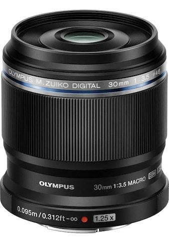 Olympus Makroobjektiv »M.Zuiko DIGITAL ED 30 mm F3.5« kaufen