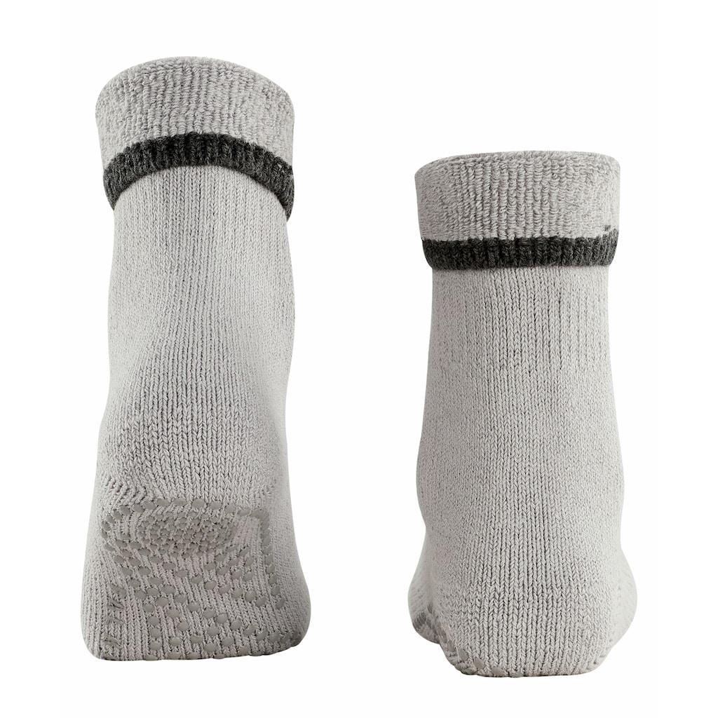 FALKE Socken »Cuddle Pads«, (1 Paar), mit Merinowolle