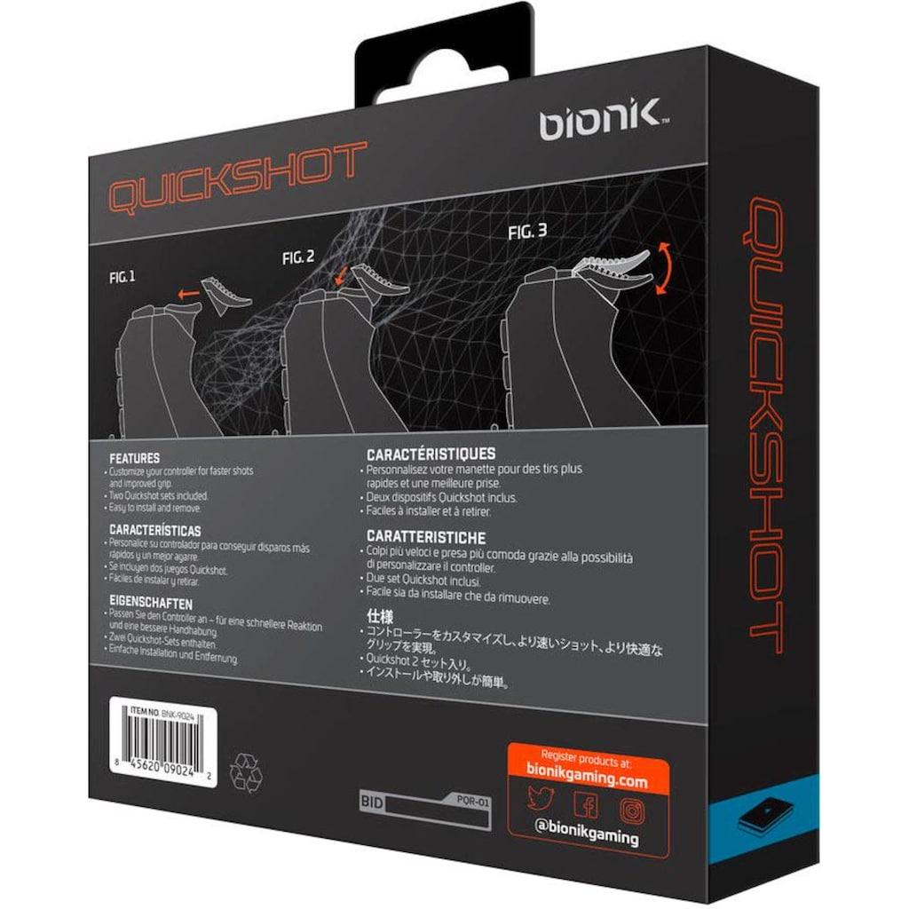 Controller-Schutzkappe »Quickshot Trigger Grips«