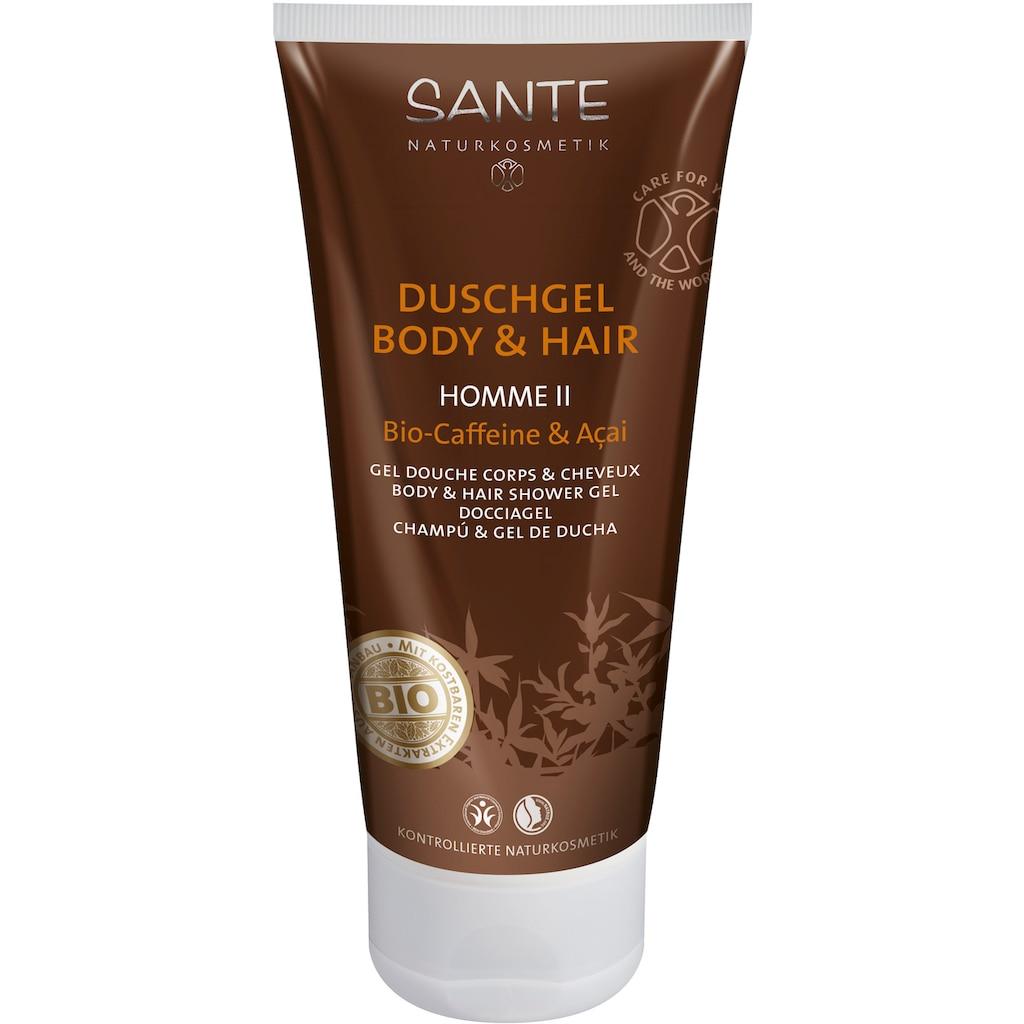 SANTE Duschgel »Homme II Body & Hair 2in1«