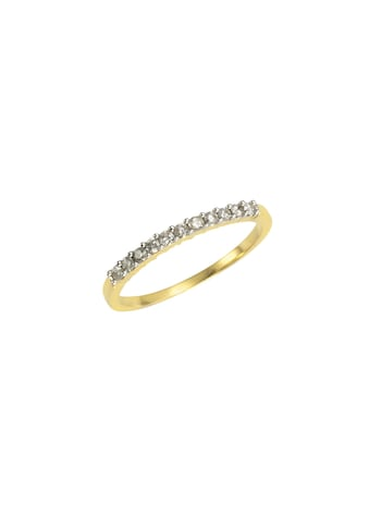 Diamonds by Ellen K. Goldring »585/ -  Gelbgold 11 Brillanten=0,25ct.« kaufen