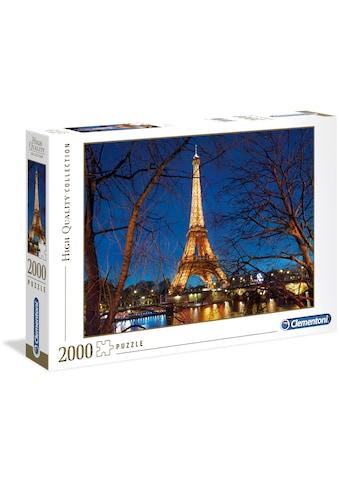 """Clementoni® Puzzle """"Paris"""" kaufen"""