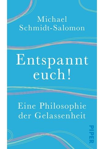 Buch »Entspannt euch! / Michael Schmidt-Salomon« kaufen