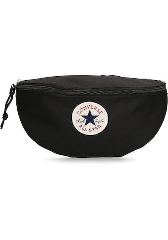 Converse Gürteltasche »Sling Pack, black«, mit Logopatch kaufen