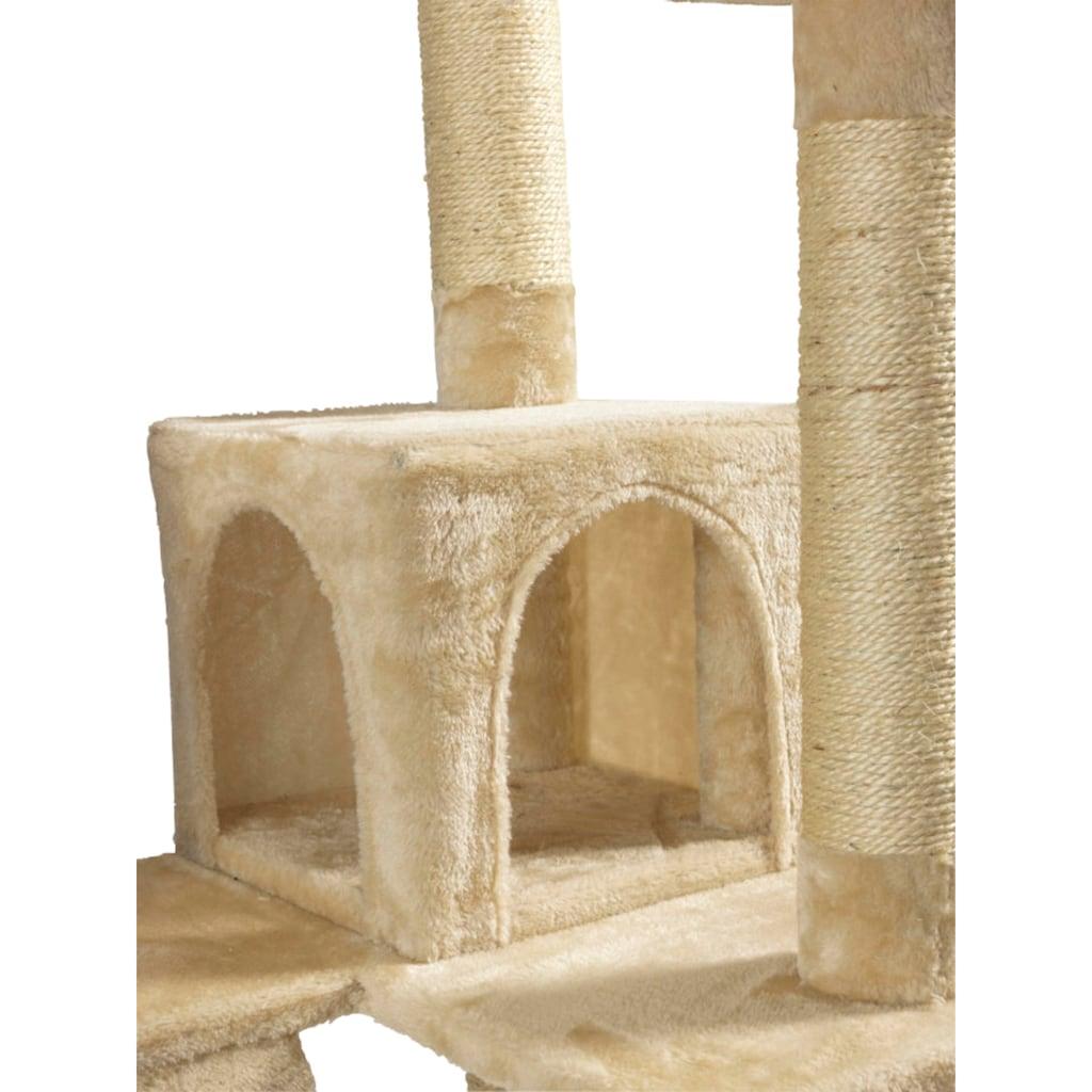 ABUKI Kratzbaum »Coco«, hoch, BxTxH: 50x50x170 cm