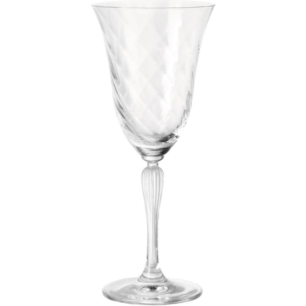 LEONARDO Rotweinglas »Volterra«, (Set, 6 tlg., 6), 6-teilig