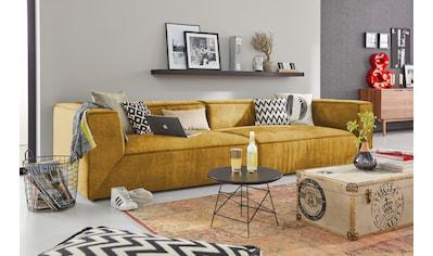 TOM TAILOR Big-Sofa »BIG CUBE«, in 2 Breiten, wahlweise mit Sitztiefenverstellung,... kaufen