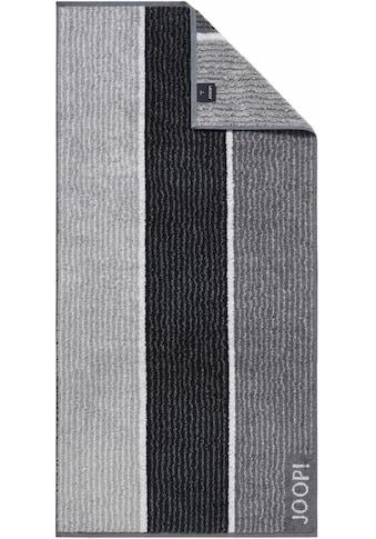 Joop! Gästehandtücher »Lines«, (3 St.), mit harmonischen Streifen kaufen