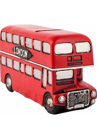 Home affaire Aufbewahrungsbox »Doppeldecker - Bus« kaufen