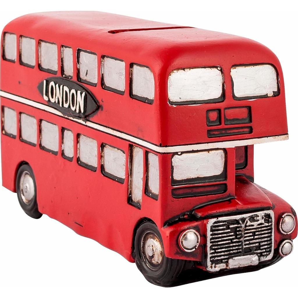 pajoma Aufbewahrungsbox »Doppeldecker-Bus«