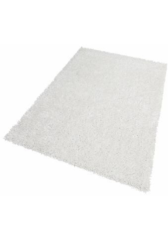 THEKO Hochflor-Teppich »Linyi«, rechteckig, 40 mm Höhe, Wohnzimmer kaufen