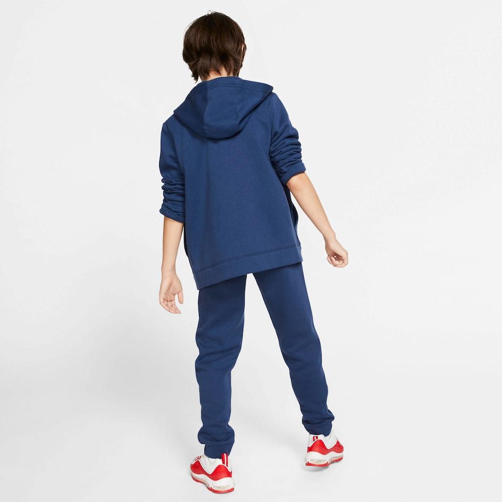 Nike Sportswear Jogginganzug »B NSW TRK SUIT CORE BF«