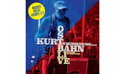 Musik-CD »Live auf der Kaiserwiese 2014-Komplett / Ostbahn,Kurt« kaufen