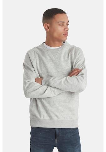 Blend Sweatshirt »BHNEMO  -  Mit betonten Rippstrickbündchen« kaufen