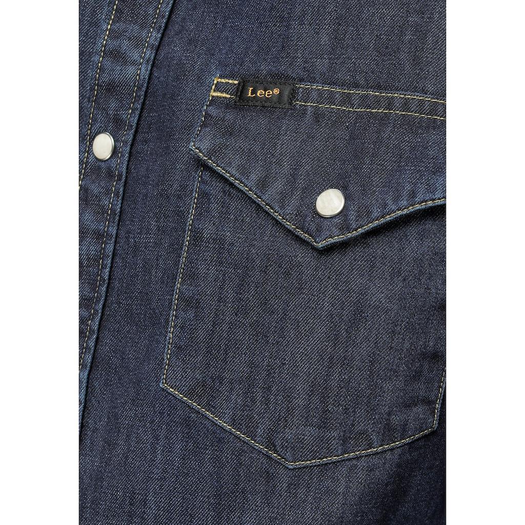 Lee® Jeanshemd »Western Shirt«