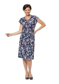 d8e49eeeb276 Classic Basics Jersey - Kleid in bequemer Schlupfform kaufen