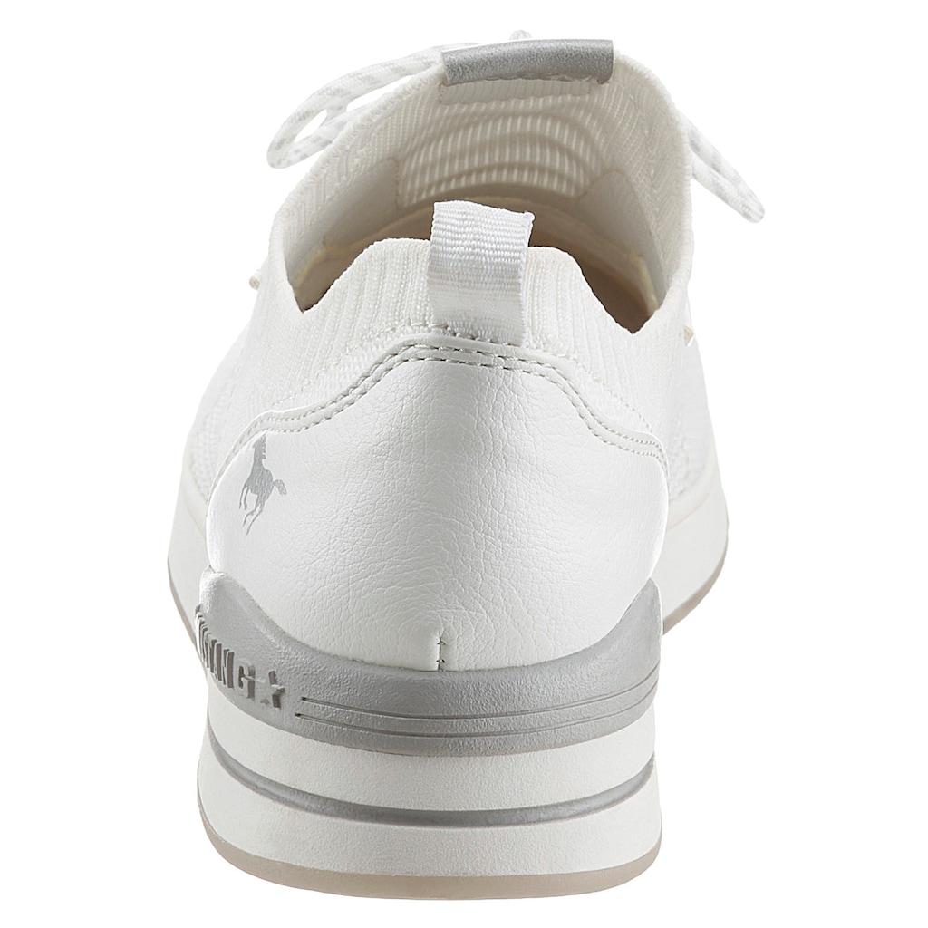 Mustang Shoes Sneaker, mit Logolabel auf der Sohle