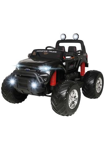 MIWEBA Elektro - Kinderauto »Ford Ranger Monster Truck Allrad«, für 2 Kinder ab 3 Jahre, 24 V kaufen
