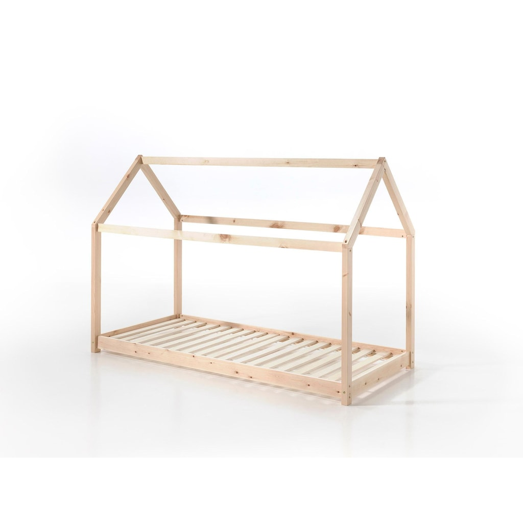 Vipack Hausbett »Cabane«, mit Lattenrost
