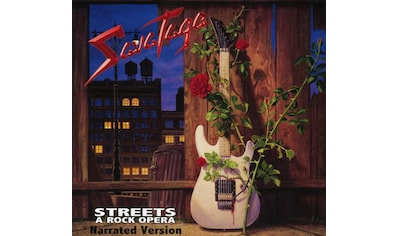 Musik-CD »Streets.Narrated Version/The Video Collection / Savatage« kaufen