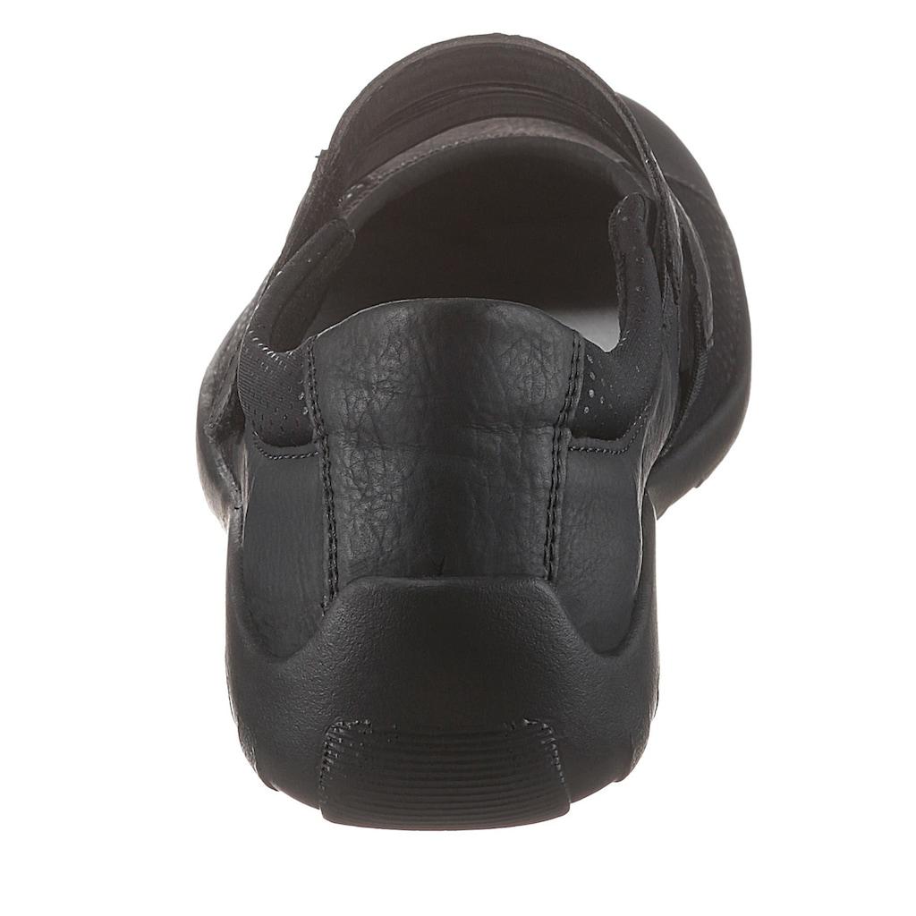 Remonte Riemchenballerina, mit Soft-Foam Ausstattung