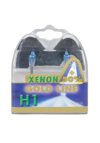 UNITEC Halogenlampe »H1 Xenon Gold«, 2 St., Tageslichtweiß kaufen