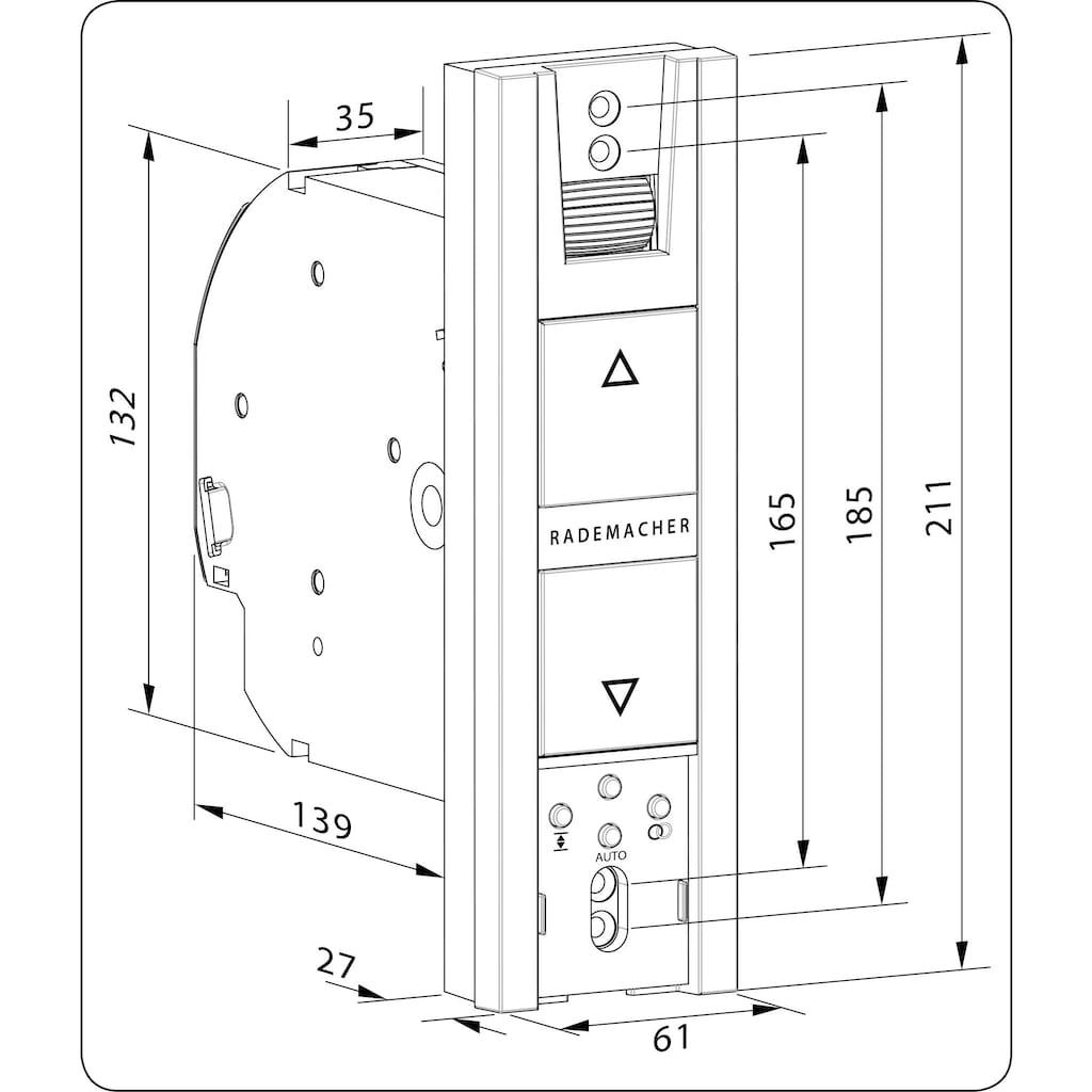 Rademacher Rollladenmotor »RolloTron 1200-UW«