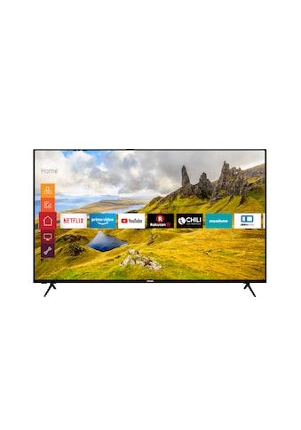 Telefunken XU55K521 LED - Fernseher (139 cm / (55 Zoll), 4K Ultra HD kaufen