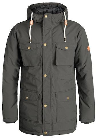 REDEFINED REBEL Langjacke »Melton«, Winterjacke mit zahlreichen Taschen kaufen
