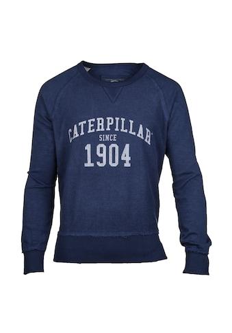 CATERPILLAR Sweatshirt »CAT Lifestyle Herren 1904« kaufen