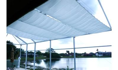 FLORACORD Sonnensegel mit Seilspann - Set, BxL: 330x200 cm, 1 Feld kaufen