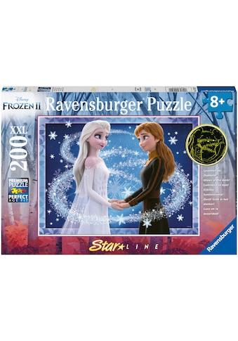 Ravensburger Puzzle »Bezaubernde Schwestern«, mit leuchtenden Details; FSC® - schützt... kaufen