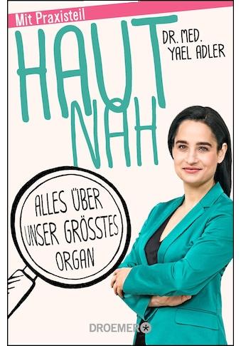 Buch »Haut nah / Yael Adler, Katja Spitzer« kaufen
