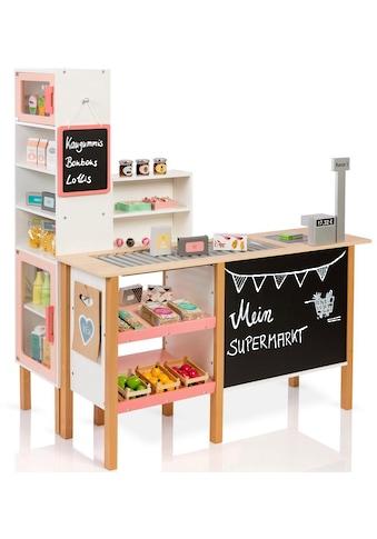 """MUSTERKIND® Kaufladen """"Alnus, weiß/apricot"""" kaufen"""