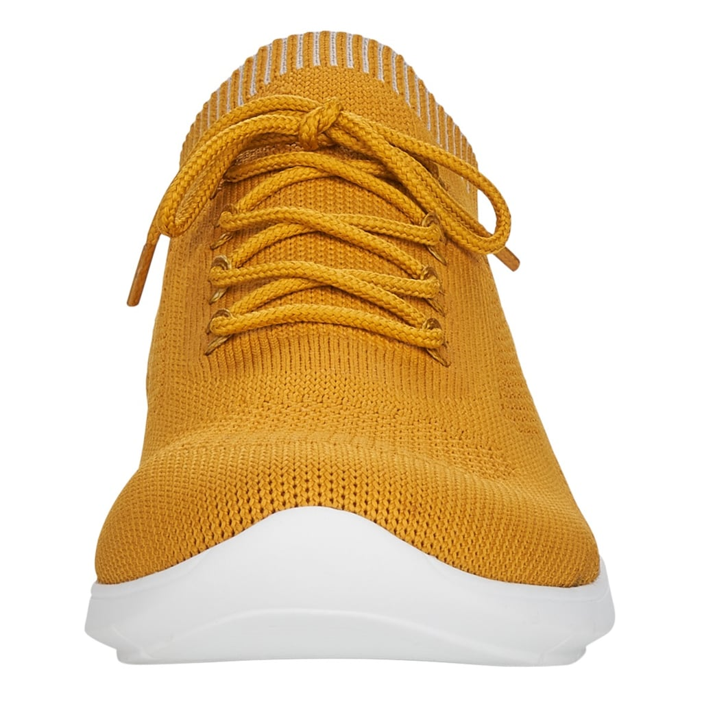Remonte Slip-On Sneaker, mit sockenähnlichen Schaft