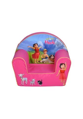 Knorrtoys® Sessel »Heidi«, Made in Europe kaufen
