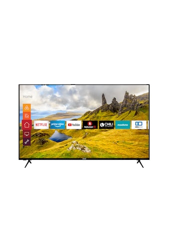 Telefunken XU65K529 LED - Fernseher (164 cm / (65 Zoll), 4K Ultra HD kaufen