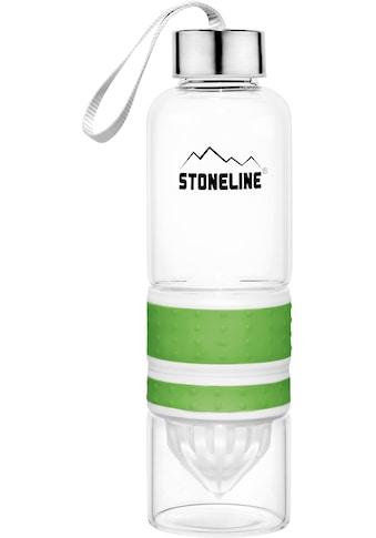 STONELINE Trinkflasche, (Set, 1 tlg.), herausnehmbarer Saftpressen-Aufsatz, 0,55 L kaufen