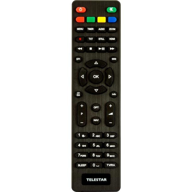 TELESTAR »digiHD TS 6« Satellitenreceiver (LAN (Ethernet))