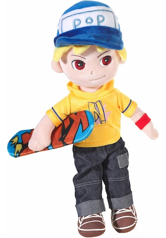 "Heunec® Stoffpuppe ""Magic Doll, Skater Boy 40 cm"" kaufen"