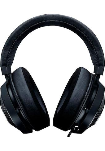 RAZER Gaming-Headset »Kraken Black Headset« kaufen