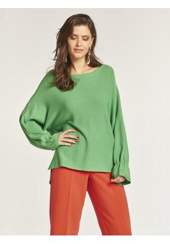Pullover mit gerafftem Bündchen kaufen