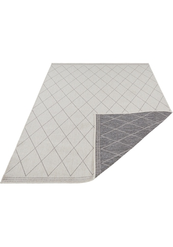 freundin Home Collection Teppich »Daisy«, rechteckig, 5 mm Höhe, In- und Outdoor... kaufen