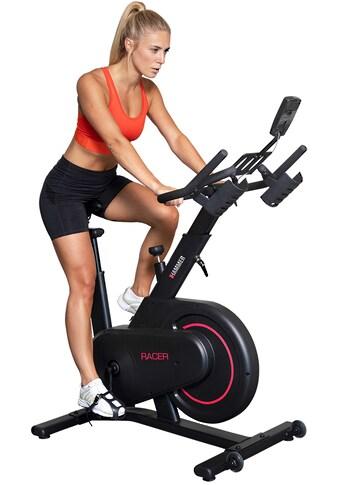 Hammer Speedbike »Racer«, Trainingscomputer mit LCD-Anzeige, Fitness-Apps per... kaufen