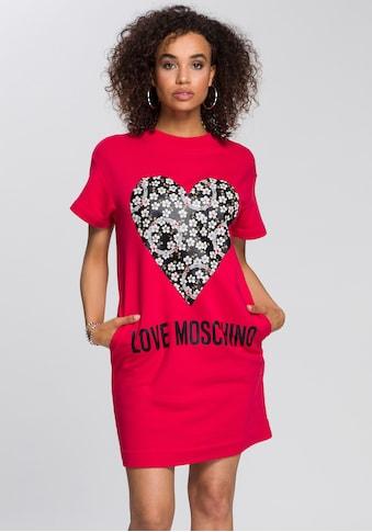 LOVE MOSCHINO Sweatkleid kaufen