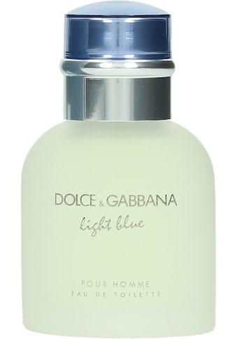 """DOLCE & GABBANA Eau de Toilette """"Light Blue Pour Homme"""" kaufen"""