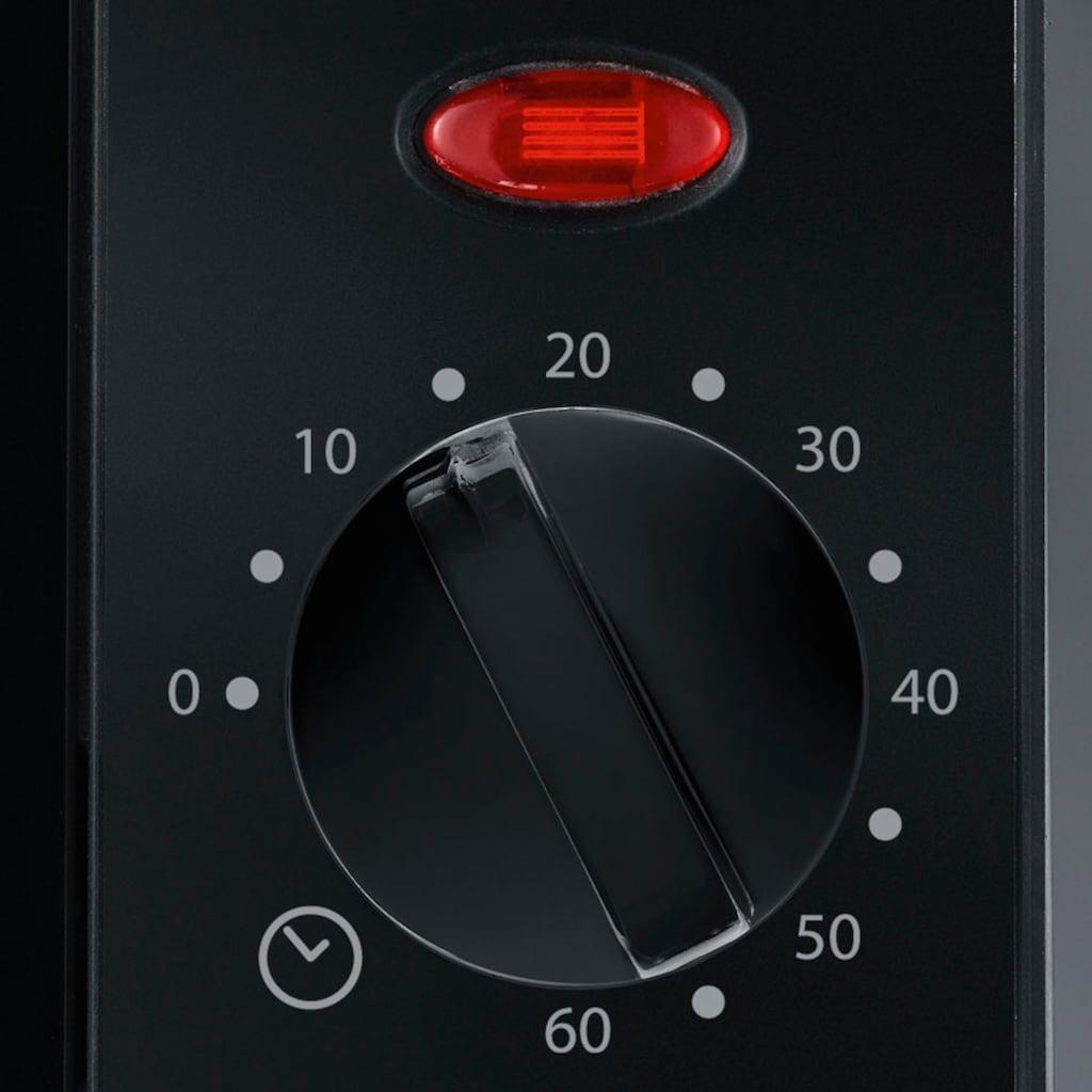 Severin Minibackofen »TO 2052«, Unterhitze-Oberhitze-Ober-/Unterhitze, 800 W