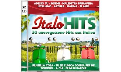 Musik-CD »Italo Hits-30 unvergessene Hits aus Italien / Various« kaufen