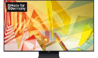 "Samsung QLED-Fernseher »GQ55Q90T«, 138 cm/55 "", 4K Ultra HD, Smart-TV kaufen"